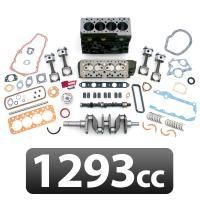 1293cc Engines & Kits