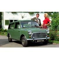 Mini Traveller MK2 1967-70