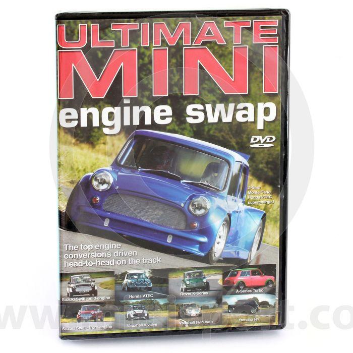 DVD - Ultimate Mini Engine Swap