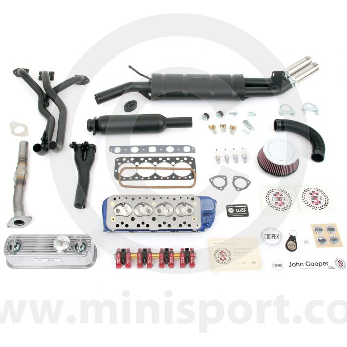 John Cooper Mini MPi 1.3i S Works Conversion for Aircon Models