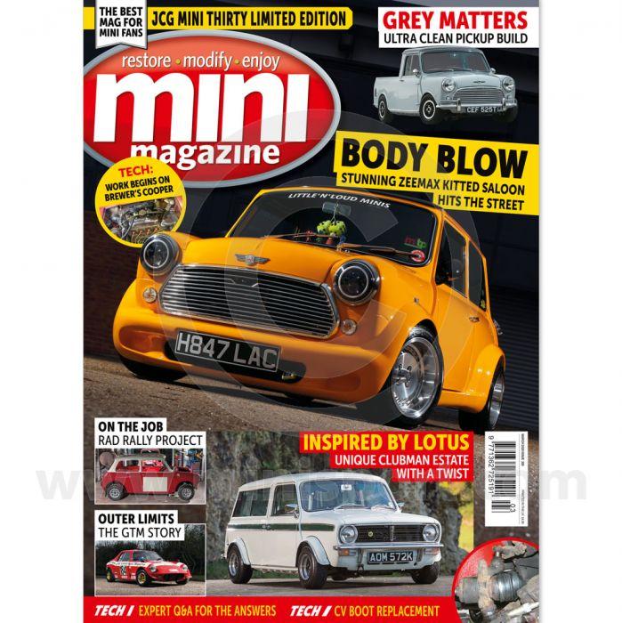 Mini Magazine - April 2020