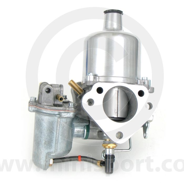 """Single HS6 1.75"""" SU Carburettor - with right hand inter-connect (RHIC)"""