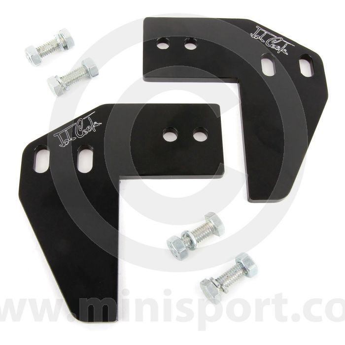 Cooper Seat Extension Brackets