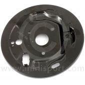 21A1058 Mini RH rear brake backplate