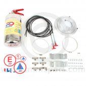 Fire Extinguisher - 4.25 Litre AFFF Mechanical