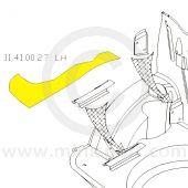MCR11.41.00.27 OE spec Boot Floor Side Repair Panel - LH - all models