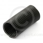 Classic Mini Heater Ducting Pipe - Dash to Air Distribution Box - 5'' x 2.5''