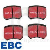 "Standard Brake Pad Set - Mini 7.5"" Disc"