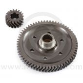MS2035 Standard fitment helical Mini final drive gears - 3.76:1 ratio