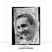 Paddy Hopkirk Poster - Sportsman of the Year - A2