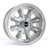"6 x 13"" Ultralite Mini Wheel - Silver"