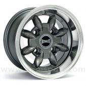 """6"""" x 10"""" anthracite Ultralite alloy wheel and Yokohama A032 tyre package"""