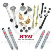 SUSCKIT05 Mini Sport performance handling Sports Ride kit with KYB Gas-a-just shock absorbers