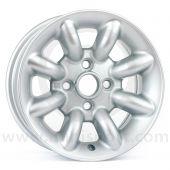 6 x 13 Sportspack Look Alloy Wheel - Silver
