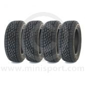 """YOK1656012A539 SET of 4 165/60 R12  Yokohama A539 sports tyre the perfect performance tyre for your Mini with 12"""" wheels"""