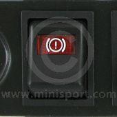 Dash Switch - MK4 - 1976-01 - Brake test switch - 2 rounded pin