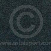 Black - Carpet Set - 1974-75 - Innocenti 1300 - RHD