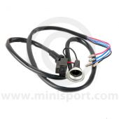 BAU2111 Mini Headlamp Connector and Wiring