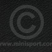 Black - Carpet Set - 1974-75 - Innocenti 1300 - LHD