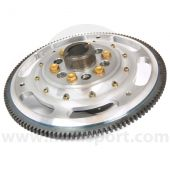 KAD1011220P/E KAD Mini 2.8kg alloy flywheel with pre-engaged ring gear