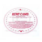 Kent Camshaft Timing Disc