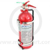 Lifeline Fire Extinguisher ABC Dry Powder