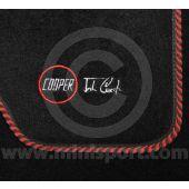 Cooper Mini Luxury Car Mat Set