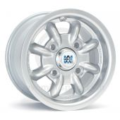 Minilite 6'' x 10'' Alloy Wheel