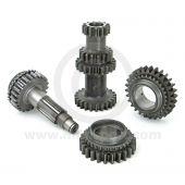 MS3371 Mini 3 synchro straight cut gear kit