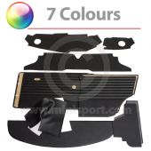 NCMTK3044 12 piece interior panel kit, Monte Carlo style to suit Mini saloon '70 on, RHD with offset speedo