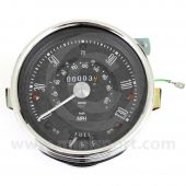 Smiths Speedo - Mini Cooper S - 130Mph - Black