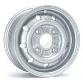 "4.5'' x 10"" Cooper S Alloy Wheel - Silver"