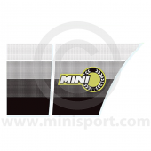 Mini Special 1100 Decal - for Silver Minis