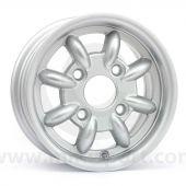 4.5 x 10 Minilight Wheel - Silver
