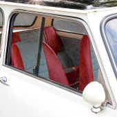 LH Upper Door Moulding - Mini Mk1-2