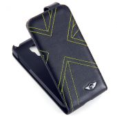 Galaxy S4 flap case - Union Jack