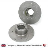 "8.4"" Surestop Brake Kit - Mini '84 on"