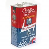 Millers Classic Mini Semi Synthetic Sport Engine Oil - 20w 50 - 5 litres
