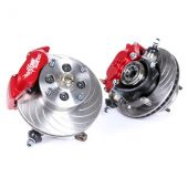 "8.4"" Vented Alloy 4 Pot Disc Brake Assembly"