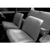 Front Rear Seat Cover Kit - Mini Mk2