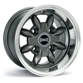 """6 x 10"""" Ultralite Anthracite Deep Dish - Yoko A032R Package"""