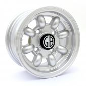 5 x 10 GB Minilight Wheel - Silver