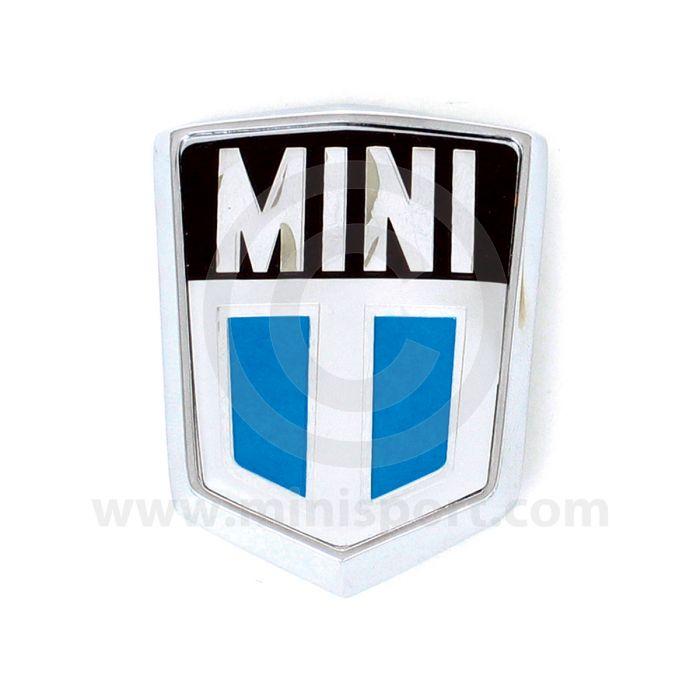 Cooper S Mk3 Bonnet Badge