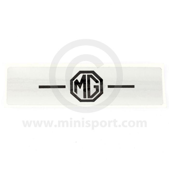 Sticker MG Rocker Cover