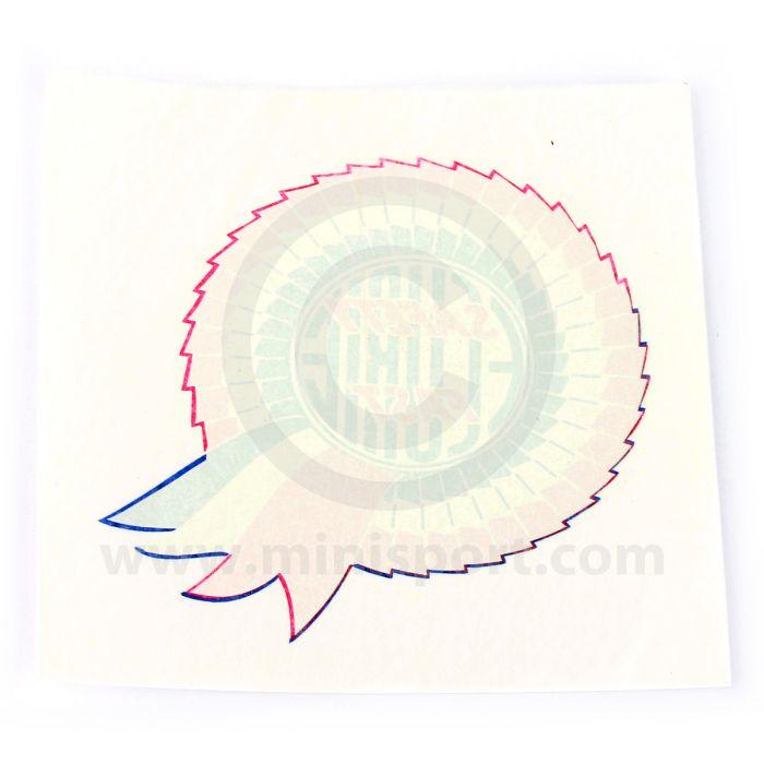 Safety Fast Rosette Glass Transfer