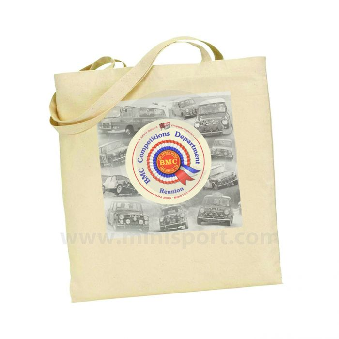 BMC Abingdon Reunion Shopper Bag - IMM 2019