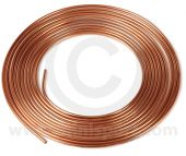 "3/16"" Copper Brake Pipe Coil"