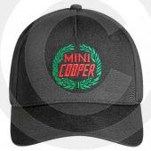 Mini Cooper Laurel Cap