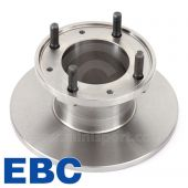 """EBCD059 EBC replacement 7.5"""" Mini front brake disc as fitted to Mini Cooper S and early 1275GT models with 10"""" wheels. (21A1265)"""