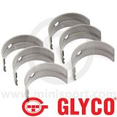 H1312/3 Glyco main bearings for Mini Cooper S 1275cc and Mini 1275GT engines